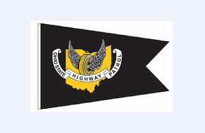 OSHP Logo Flag - Small